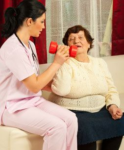 Home Health Care that Involves Physical Therapy and Nursing Care