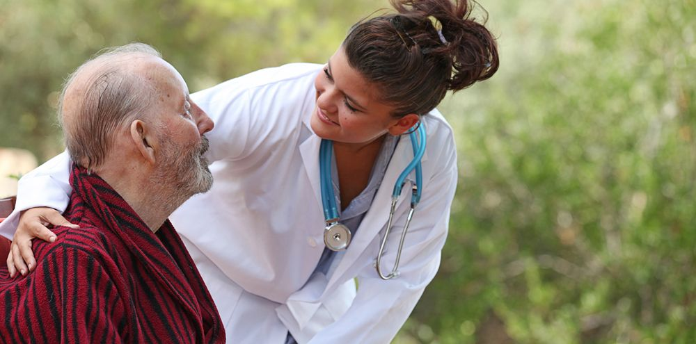 Showing Your Care for a Loved One with Trinity Health Care Services